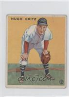 Hughie Critz [Good to VG‑EX]