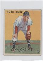 Hughie Critz [GoodtoVG‑EX]