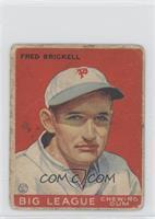 Fred Brickell