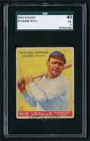 Babe Ruth [SGC40]