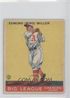 Bing Miller [Good to VG‑EX]