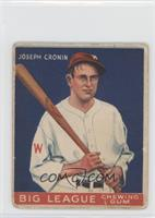 Joe Cronin [PoortoFair]