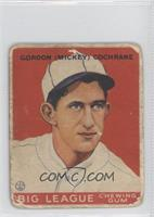 Mickey Cochrane [Poor to Fair]