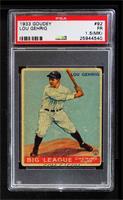 Lou Gehrig [PSA1.5]