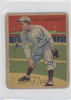 Roy Mahaffey [GoodtoVG‑EX]