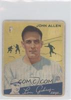 Johnny Allen [Poor]
