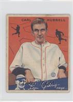 Carl Hubbell [GoodtoVG‑EX]