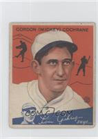 Mickey Cochrane [Good to VG‑EX]