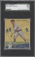 Larry French (Baseball) [SGC 20]