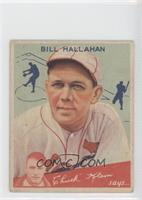 Bill Hallahan [Good to VG‑EX]