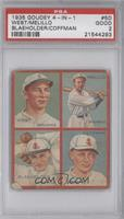 Sam West, Ski Melillo, George Blaeholder, Dick Coffman [PSA 2]