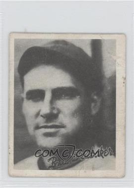 1936 Goudey - R322 #BIBR - Bill Brubaker [GoodtoVG‑EX]