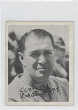 1936 Goudey R322 #BUNE - Buck Newsom [Good to VG‑EX]