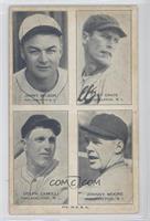 Jimmy Wilson, Curt Davis, Dolph Camilli, Johnny Moore [PoortoFair]