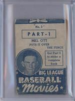 Mel Ott [Poor to Fair]