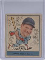Jimmie Foxx [Good to VG‑EX]