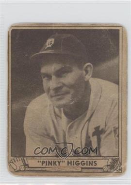 1940 Play Ball - [Base] #199 - Pinky Higgins