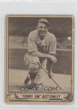 1940 Play Ball - [Base] #236 - Jim Bottomley