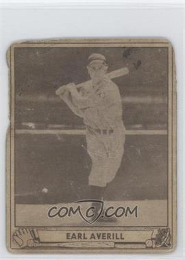1940 Play Ball #46 - Earl Averill
