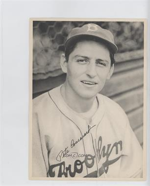 1941 Brooklyn Dodgers Picture Pack - [Base] #N/A - Pete Coscarart