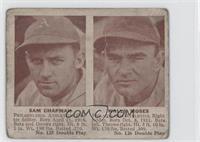 Sam Chapman, Wally Moses [PoortoFair]