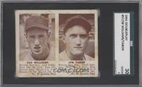 Ted Williams, Jim Tabor [SGC 30]
