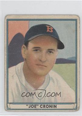 1941 Play Ball #15 - Joe Cronin [Good to VG‑EX]