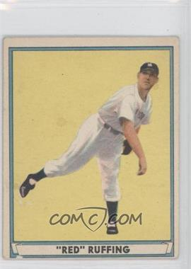 1941 Play Ball #20 - Red Ruffing
