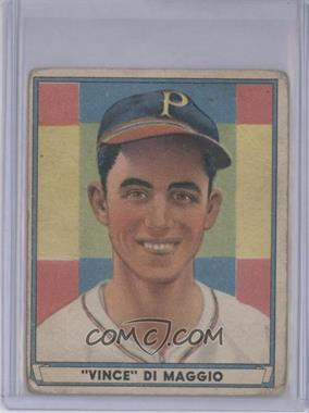 1941 Play Ball #61 - Vince DiMaggio [Good to VG‑EX]