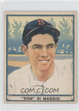 1941 Play Ball #63 - Dom DiMaggio [Good to VG‑EX]