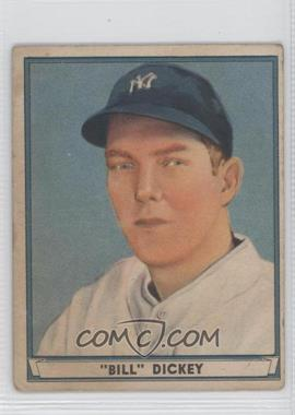 1941 Play Ball #70 - Bill Dickey [Good to VG‑EX]