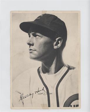1943 Chicago Cubs Team Issue - [Base] #N/A - Stan Hack [GoodtoVG‑EX]