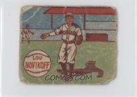 Lou Novikoff [Poor]