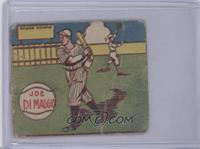 Joe DiMaggio [Poor to Fair]