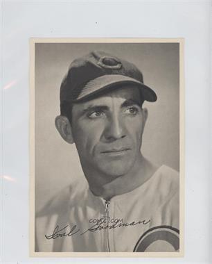 1944 Chicago Cubs Photos #IVGO - Ival Goodman