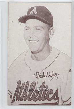 1947-66 Exhibits - W461 #BUDA - Bud Daley