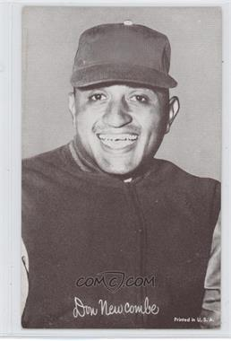 1947-66 Exhibits W461 #DONE.1 - Don Newcombe (Portrait)