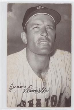 1947-66 Exhibits W461 #JIPI - Jim Piersall [Good to VG‑EX]