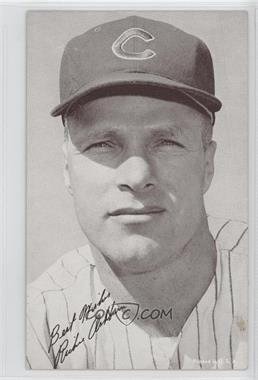 1947-66 Exhibits W461 #N/A - Richie Ashburn