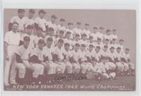 1949 New York Yankees Team