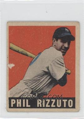 1948 Leaf #11 - Phil Rizzuto