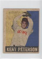 Kent Peterson (black cap) [Good to VG‑EX]