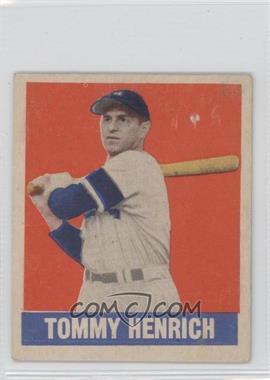 1948 Leaf #55 - Tommy Henrich [PoortoFair]