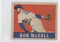 Bob McCall [GoodtoVG‑EX]
