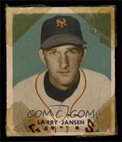 Larry Jansen [POOR]