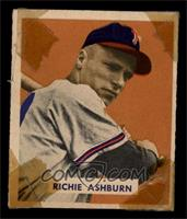 Richie Ashburn [POOR]