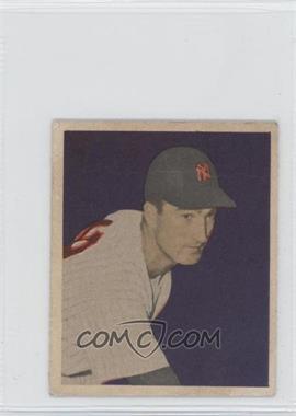 1949 Bowman - [Base] - Gray Backs #3 - Bob Porterfield