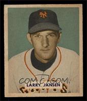 Larry Jansen [EX]