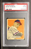 Richie Ashburn [PSA 2]