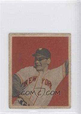 1949 Bowman White Backs #59 - Jack Lohrke